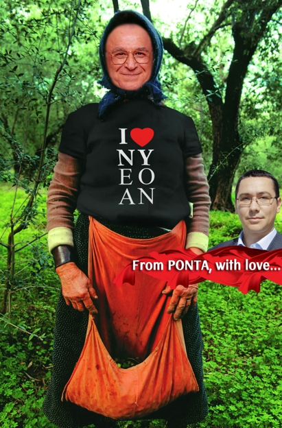 from ponta with love